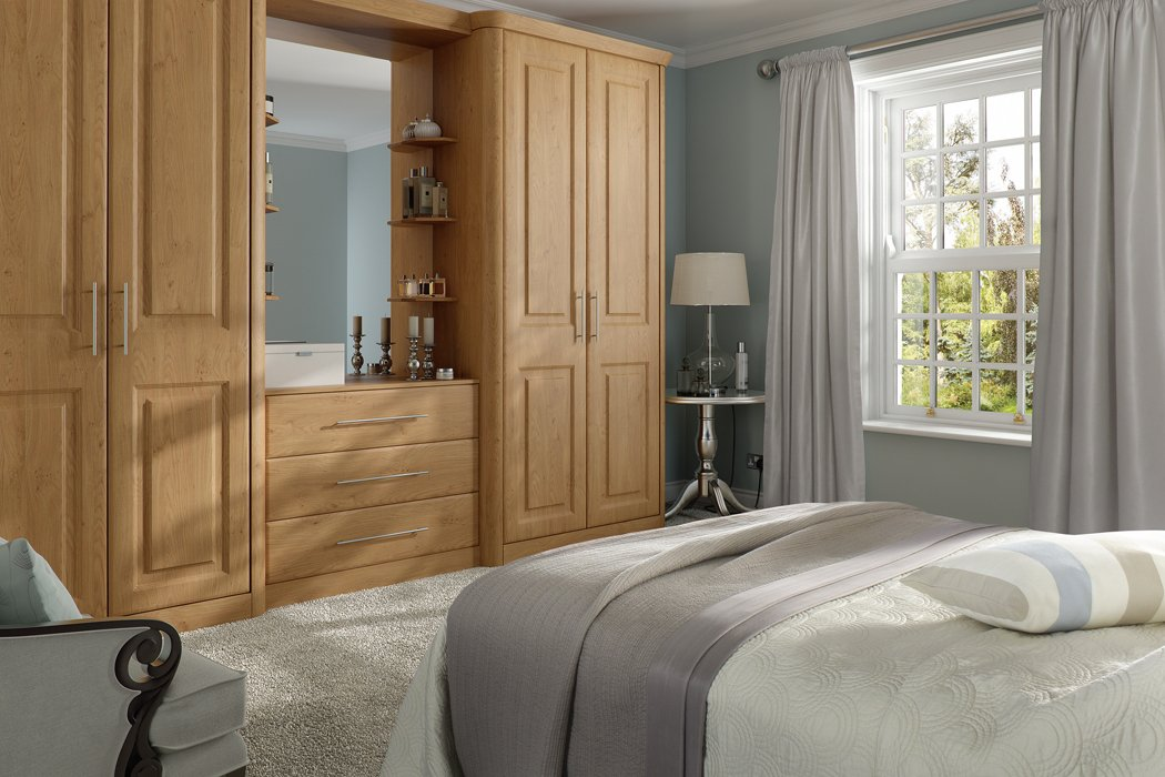Bella Oxford Pippy Oak Bedroom