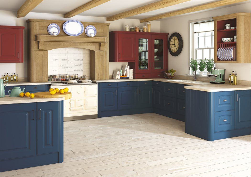 Paintable Verona Kitchen