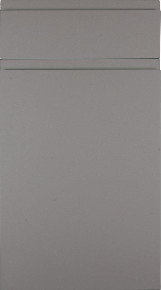 Pronto Rothwell Supermatt Cashmere Supermatt Dust Grey Malton Stone Elm Kitchen