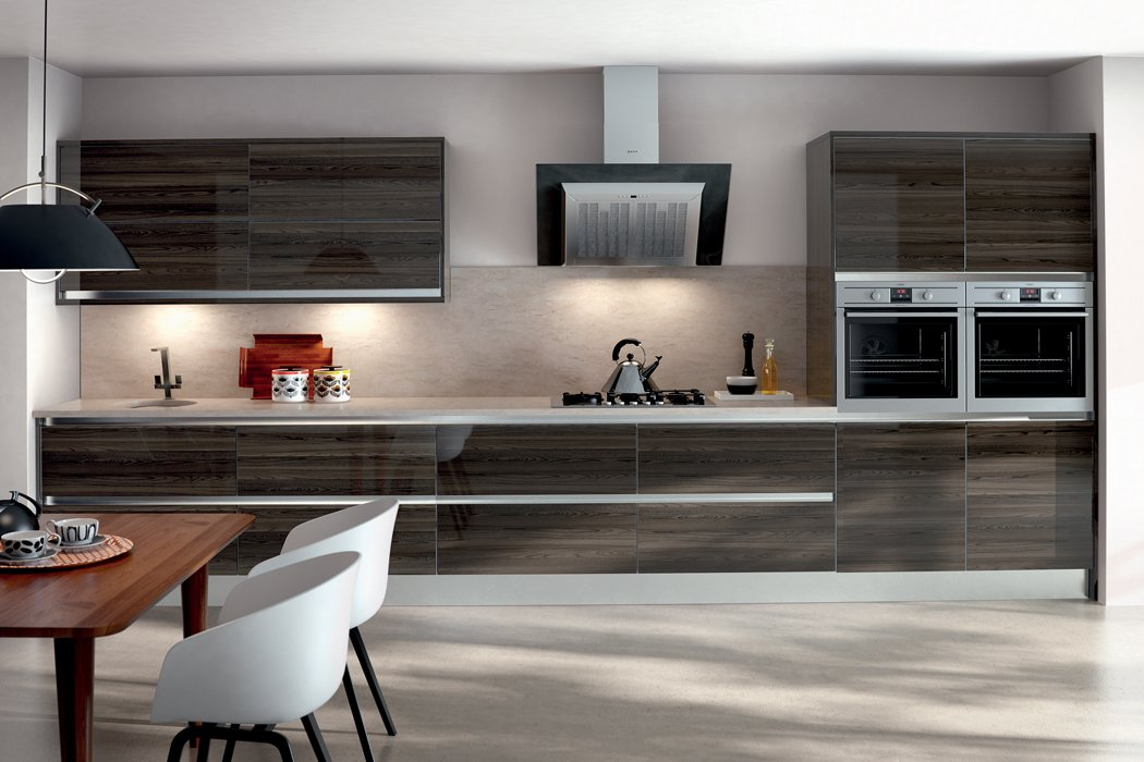 Zurfiz Ultragloss Japanese Pear Kitchen