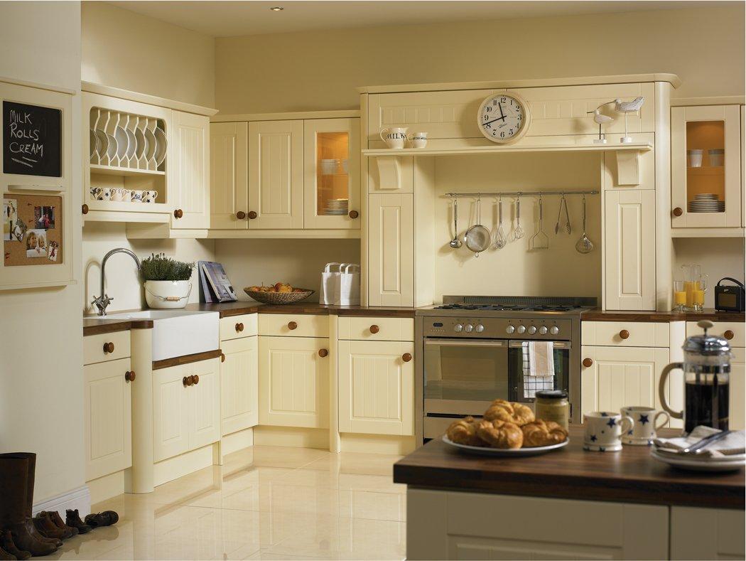 Vanilla Newport Kitchen