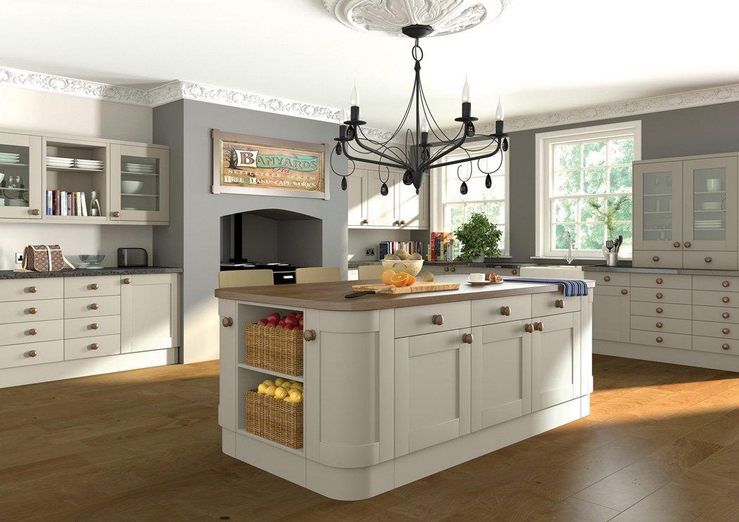 Pronto Wilton Oakgrain Mussel Kitchen