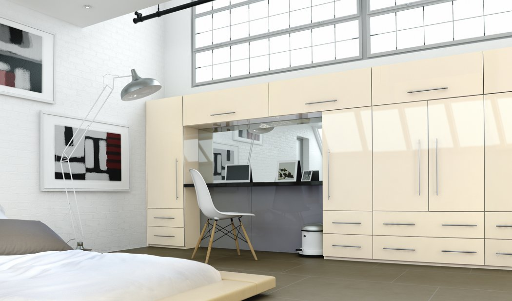 Zurfiz Ultragloss Cream Bedroom